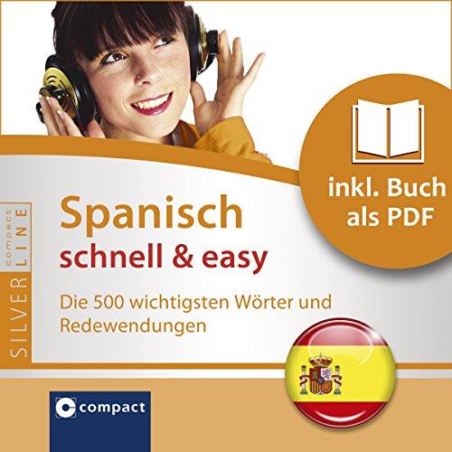 Spanisch schnell & easy - Fokus Wortschatz und Redewendungen Titelbild