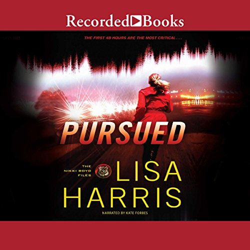 Pursued Audiobook By Lisa Harris cover art