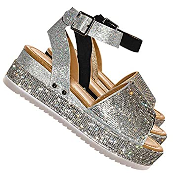 Best rhinestone shoes for women Reviews