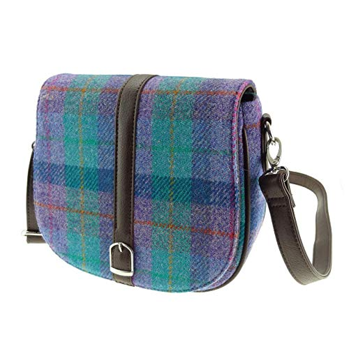 Donna Autentico Harris Tweed Beauly Borsa a Spalla LB1000 COL79