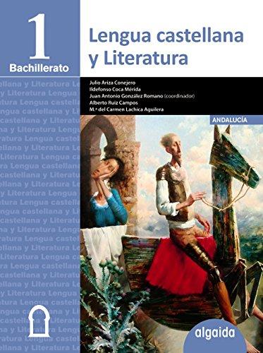 Lengua Castellana y Literatura 1º Bachillerato - 9788490673812