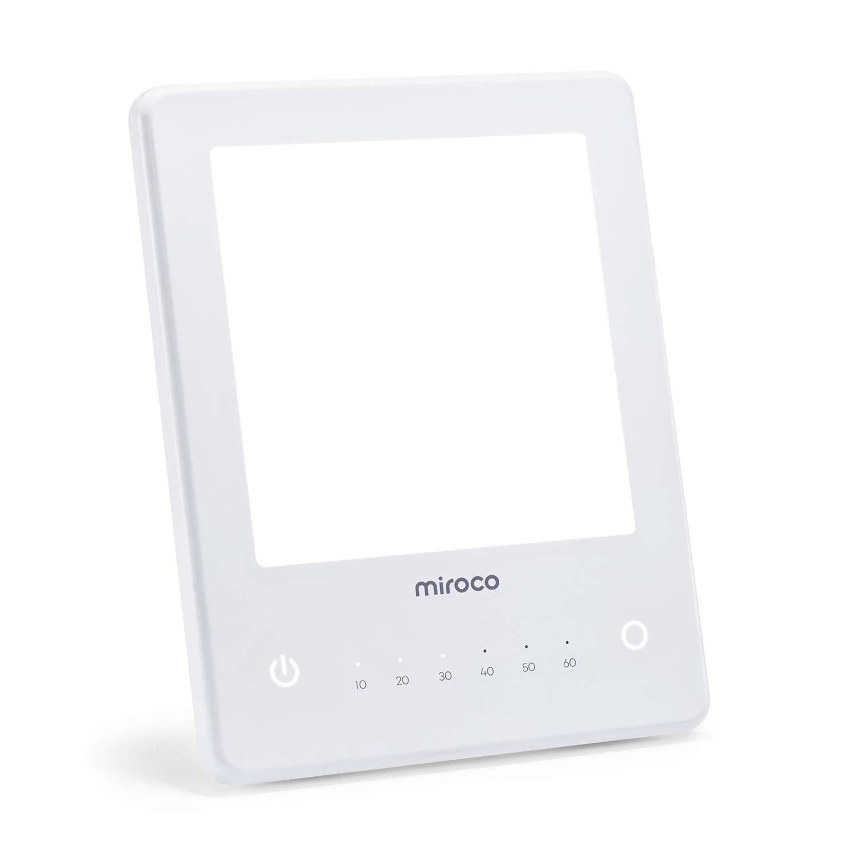Light Therapy Miroco Bright White