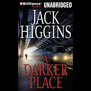 A Darker Place audiobook cover art