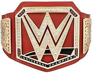 WWE Oficial Juguete Rojo Universal Campeón Wrestling Título 2017