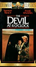 Devil at 4 O'clock VHS
