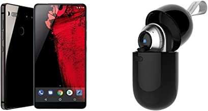 Essential Phone with World's Smallest 4K 360 degree Camera and Pill Case