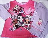 LOL Surprise! Pigiama per Bambole e Bambole. Rosa 7-8 Anni