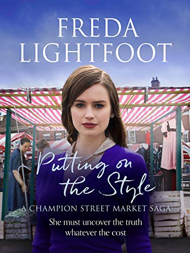 Putting on the Style (A Champion Street Market Saga Book 1)