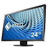 EIZO FlexScan EV2430 LED Display 61,2 cm (24.1') WUXGA Plana Negro - Monitor (61,2 cm (24.1'), 1920 x 1200 Pixeles, WUXGA, LED, 14 ms, Negro)