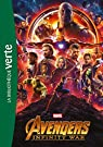 Bibliothèque Marvel 20 - Avengers Infinity War - Le roman du film par Marvel