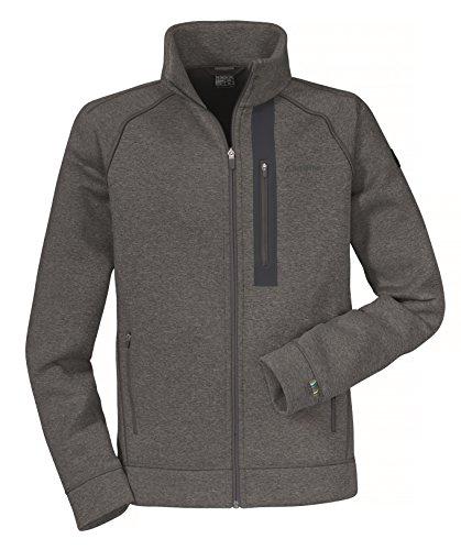 Schöffel Sportbekleidung GmbH Fleece Jacket Lechtal1 Melange mittelgrau - 50