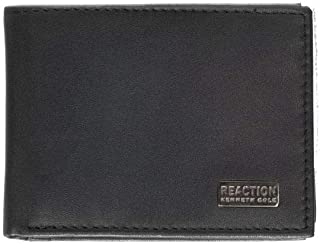Kenneth Cole REACTION Men's RFID Security Blocking Slimfold Wallet