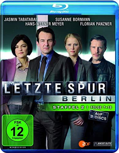 Staffel 2, Folge 7-18 [Blu-ray]