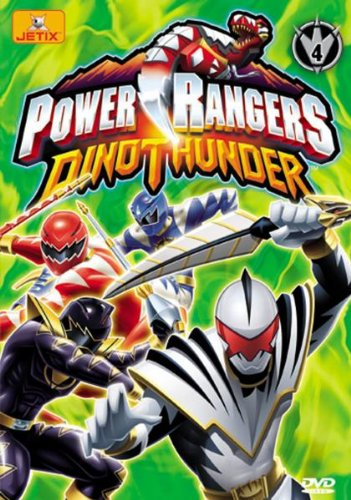 Power Rangers - Dino Thunder Vol. 4 (Episoden 11-14)