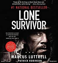 Lone Survivor( The Eyewitness Account of Operation Redwing and the Lost Heroes of Seal Team 10)[LONE SURVIVOR 12D][ABRIDGE...