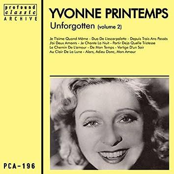 Unforgotten Volume 2
