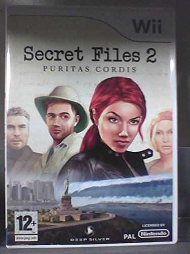Deep Silver Secret Files 2: Puritas Cordis, Wii