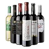 Pata Negra - Lote de 6 Botellas con D.O, Pack de 6 x 750 ml