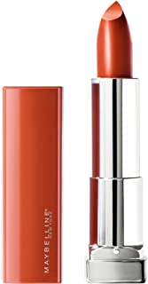 Maybelline New York Color Sensational Made for All Lipstick, Spice For Me, Satin Nude Lipstick
