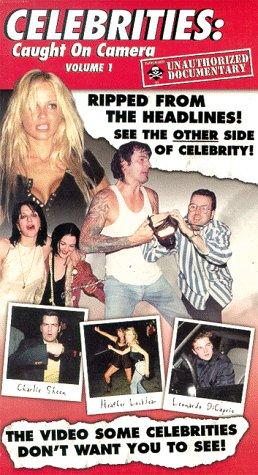 Playboy: Celebrities [VHS]