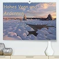 Hohes Venn und Ardennen (Premium, hochwertiger DIN A2 Wandkalender 2022, Kunstdruck in Hochglanz): Das Hochmoor im deutsch-belgischen Grenzgebiet hat zu jeder Jahreszeit seinen besonderen Reiz. (Monatskalender, 14 Seiten )