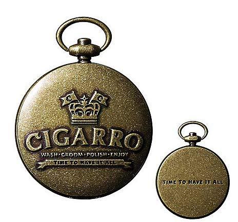 CIGARRO Solid Perfume Golden Frankin Sense_2.8g / Perfume