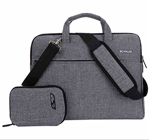 Premium Canvas Shoulder Messenger Bag for Apple MacBook Pro 17 in/Lenovo Z70 / Y70 Touch / G70 / Z70-80 / Lenovo IdeaPad 300 / ThinkPad P70 / Ideapad Y700 17.3-inch Laptops (Olive)