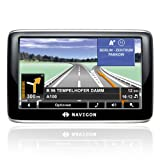 NAVIGON 4350max Navigationssystem (10,9 cm (4,3 Zoll) Display, Europa (40 Länder), TMC, Bluetooth, Clever Parking , Text-to-Speech)