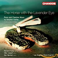 Horse With the Lavender Eye: P