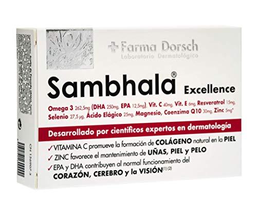 Farma Dorsch Sambhala Excellence Complemento Alimenticio Antienvejecimiento