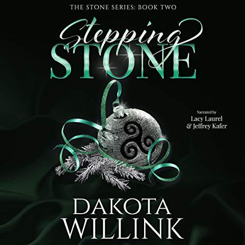 Stepping Stone Audiobook By Dakota Willink cover art