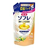 薬用ソフレ濃厚しっとり入浴液 リッチミルクの香り つめかえ用 400ML