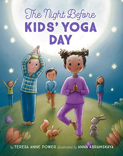 The Night Before Kids' Yoga Day