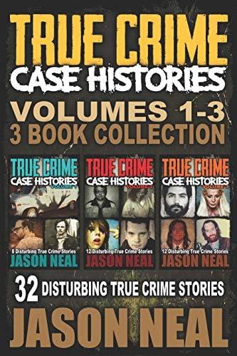 True Crime Case Histories Books 1 2 3 32 Disturbing True Crime Stories 3 Book True Crime Collection product image
