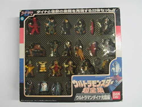 Ultra-Ultra-Monster Komplett Ultraman Dyna Kourin Hen (Japan Import   Das Paket und das Handbuch werden in Japanisch)