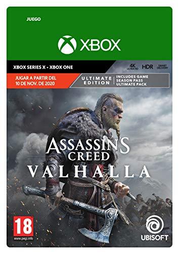 Assassin's Creed Valhalla Ultimate Edition   Xbox - Código de descarga