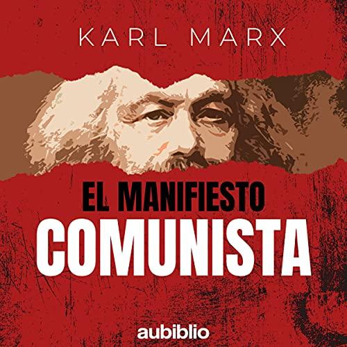 El Manifiesto Comunista [The Communist Manifesto] cover art