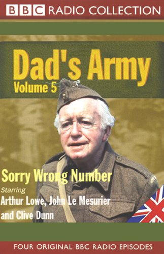 Dad's Army, Volume 5 Titelbild