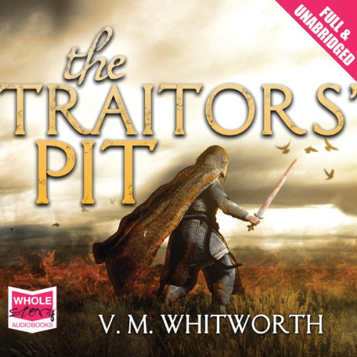 The Traitors' Pit audiobook cover art