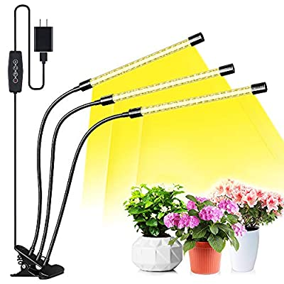 YIERBLUE Grow Light, Plant Lights for Indoor Pl...