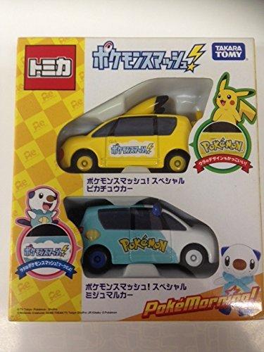 Tomica Pokemon(pikachu et mijumaru) voiture