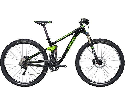"TREK Fuel EX 7 29"" - Mountainbike negro verde 2014 RH 17,5"""