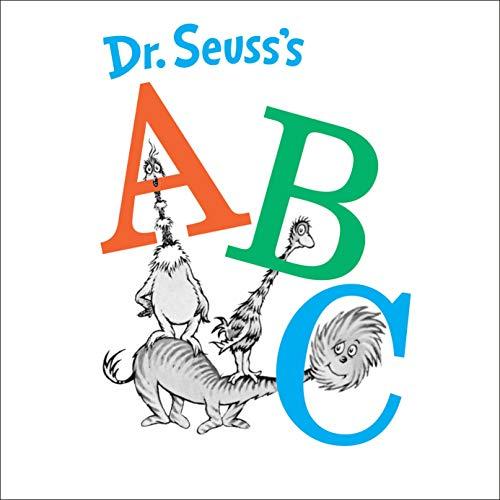 Dr. Seuss's ABC Audiobook By Dr. Seuss cover art