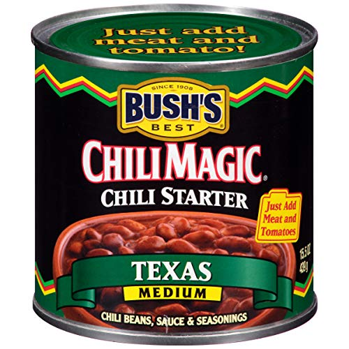 BUSH'S BEST Canned Black Refried Beans (Pack of 12), Source of Plant Based Protein and Fiber, Low Fat, Gluten Free, 16 oz