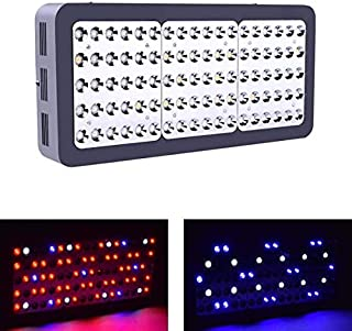 Veg/Bloom Switchable Full Spectrum 600W/900W/1200W LED Grow Light, LED Growing lamp for Greenhouse Indoor Hydroponic Plants,with Reflector (R900)
