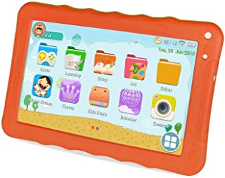 Wintouch K93 Kids Tablet- 9 inch, 8GB ROM, 512MB RAM, WIFI, Orange