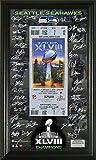 NFL Seattle Seahawks Adult Super Bowl 48 Signature...