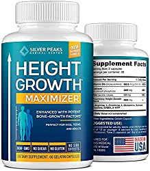 powerful Growth Maximizer – Growth Tablets for Growth – Made in USA – Growth Tablets…