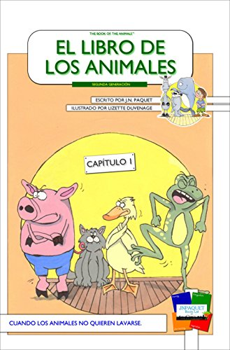 El libro de los animales - Capítulo 1 (Segunda Generación): Cuando los...