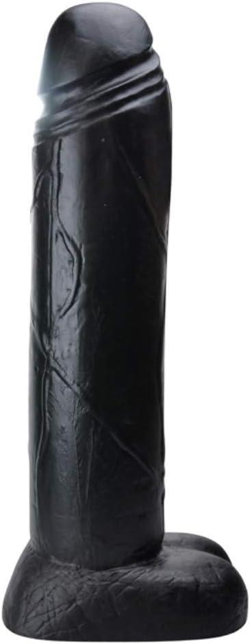 Pênis Gigante 44 cm Preto - Big Long Dong Absoloo